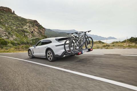 Porsche Taycan Cross Turismo: ¿el Porsche más práctico?