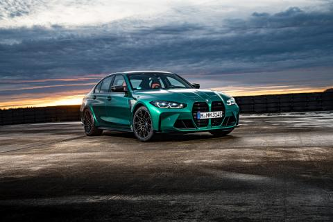 Prueba del BMW M3 Competition 2021
