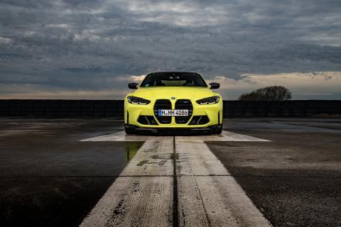 Prueba del BMW M4 Competition Coupé