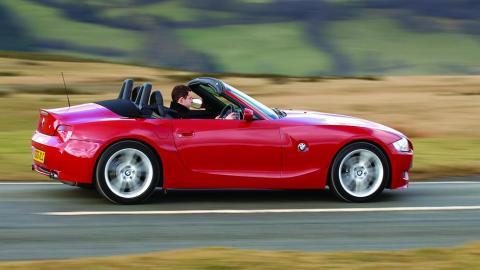 Prueba BMW Z4 M Roadster