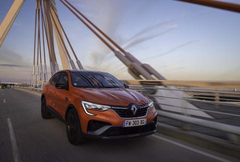 Prueba nuevo Renault Arkana