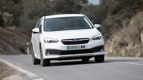 Prueba del Subaru Impreza ecoHYBRID