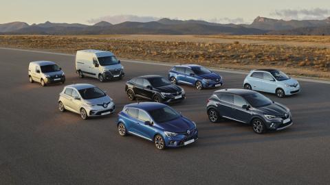 Renault fabricará cinco nuevos modelos en España