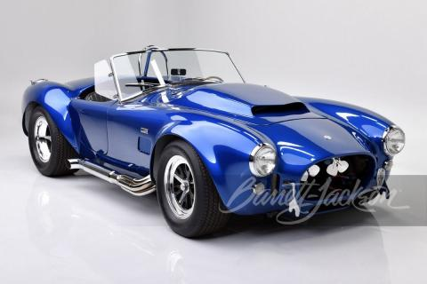Shelby Cobra 427 Super Snake