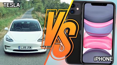 ¿Es la marca de coches comparable a la de telefonía?