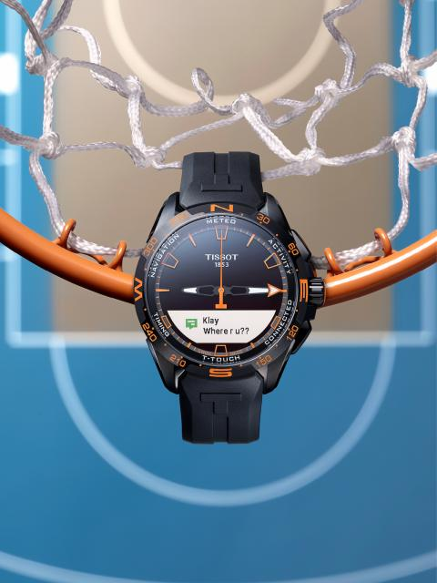 Tissot T-Touch Connect