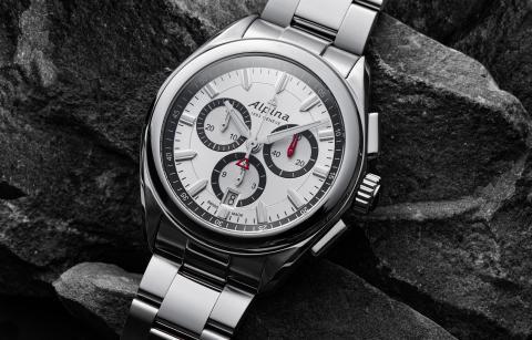 Alpiner Quartz Chronograph