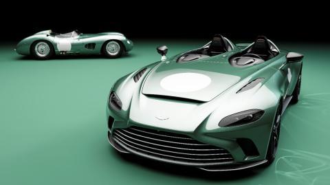 Aston Martin Speedster V12 DBR1