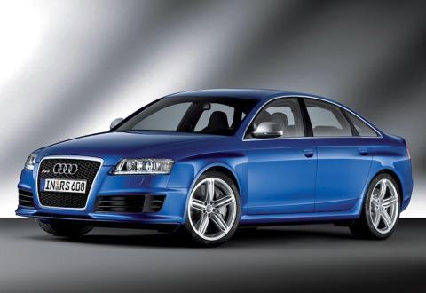 Audi RS6 C6 berlina