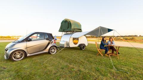 La caravana más mini y económica que vas a encontrar
