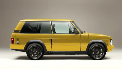 Chieftain Extreme Range Rover