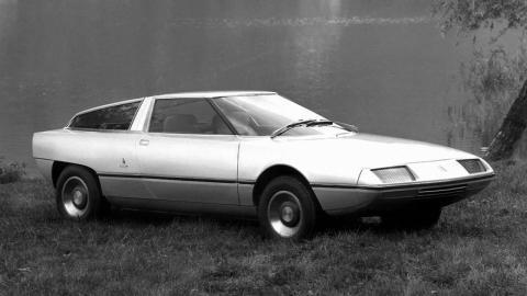 Citroën GS Camargue Concept