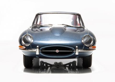 Colección Jaguar E-Type 60 aniversario