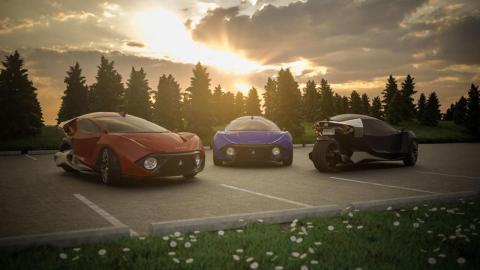 Daymak Spiritus coche de tres ruedas más rápido del mundo