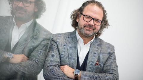 Entrevista Oliver Stefani Jefe de diseño de Skoda