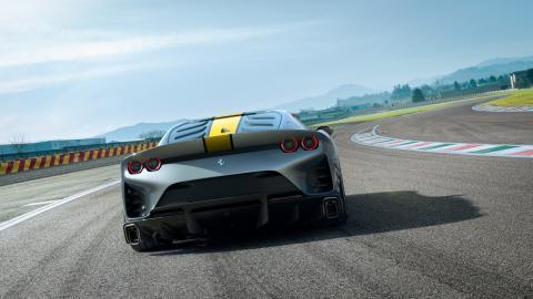Ferrari 812 Superfast edicion limitada