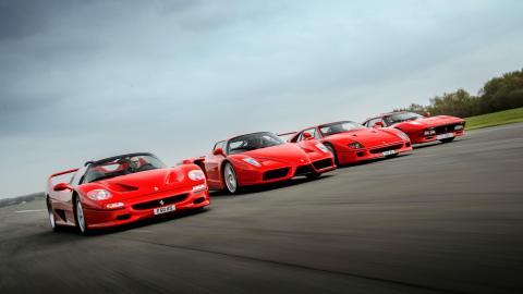 Fotos de Ferrari