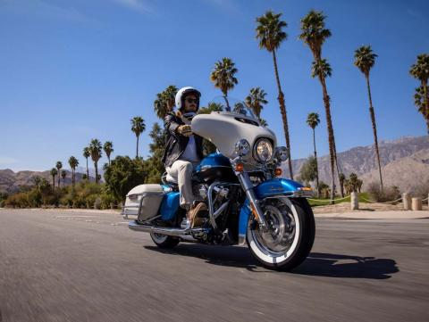 Harley Davidson Icons Collection: Harley Electra Glide Revival