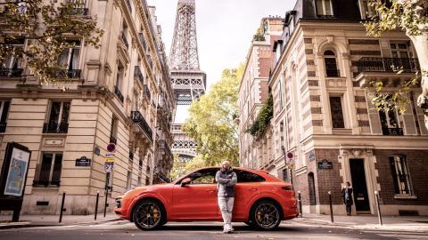 Hip-Hop Porsche