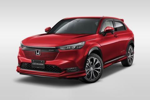Honda HR-V 2021 Mugen