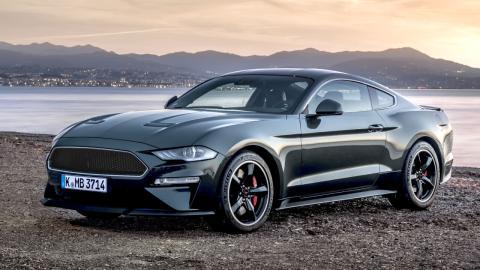 La increíble historia del Ford Mustang Bullitt