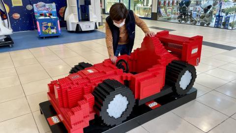 Lego exposición