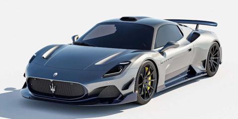 Maserati MC20 Kit estético carbono