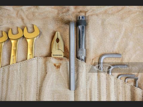 mclaren f1 herramientas
