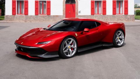 Mejores Ferrari Special Projects