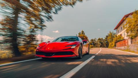 Las mejores fotos de Ferrari