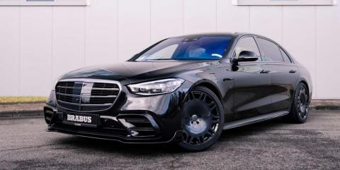 Mercedes-Benz Clase Brabus 2021