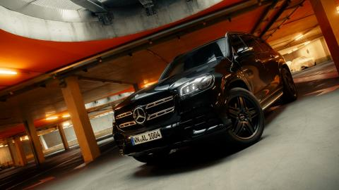 Mercedes GLS Lorinser