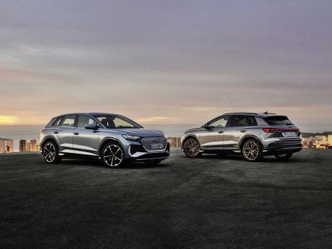 Nuevo Audi Q4 e-tron