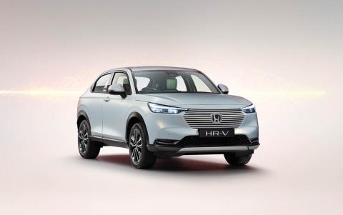 Nuevo Honda HR-V 2021