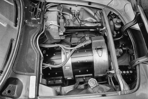 """Opel """"Elektro GT"""""""