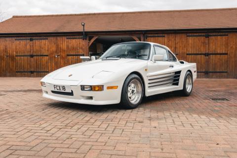 Porsche Rinspeed R69