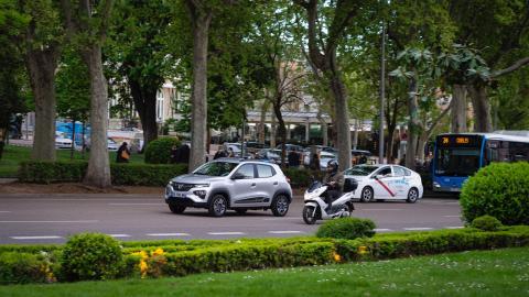 Prueba del Dacia Spring Electric 2021