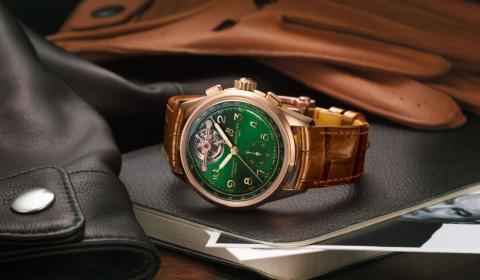 Reloj Breitling Premier B21 Chronograph Tourbillon 42 Bentley Limited Edition