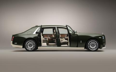 Rolls Royce Phantom Hermès