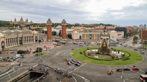 Rotonda Barcelona