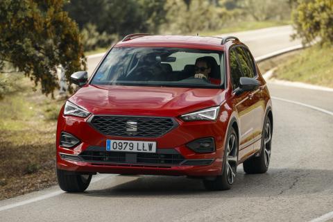 Seat Tarraco e-Hybrid prueba