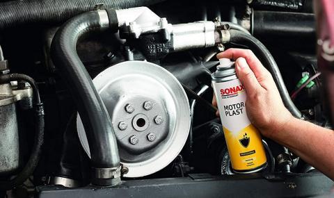 Spray Sonax Motorplast