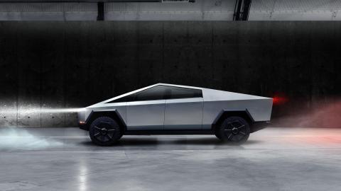 Tesla Cybertruck 2022