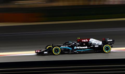 Valtteri Bottas Mercedes F1 (2021)