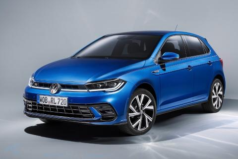 Volkswagen Polo 2021 restyling