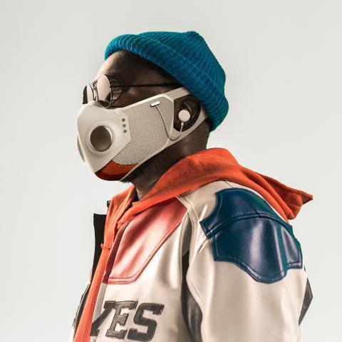Xupermask, mascarilla de will.i.am