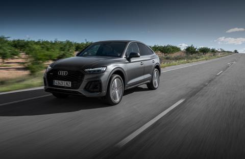 Audi Q5 Sportback 2021 prueba
