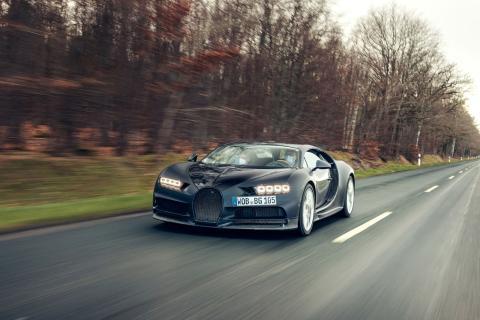Bugatti Chiron prototipo 4-005