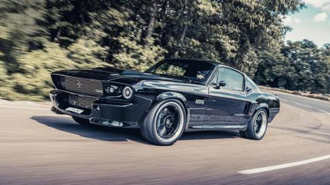 Charge Ford Mustang 'Eleanor'