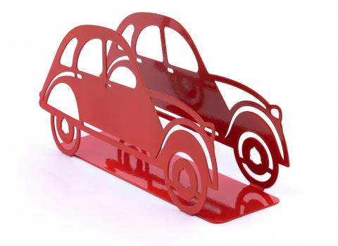 Citroën 2CV porta servilletas